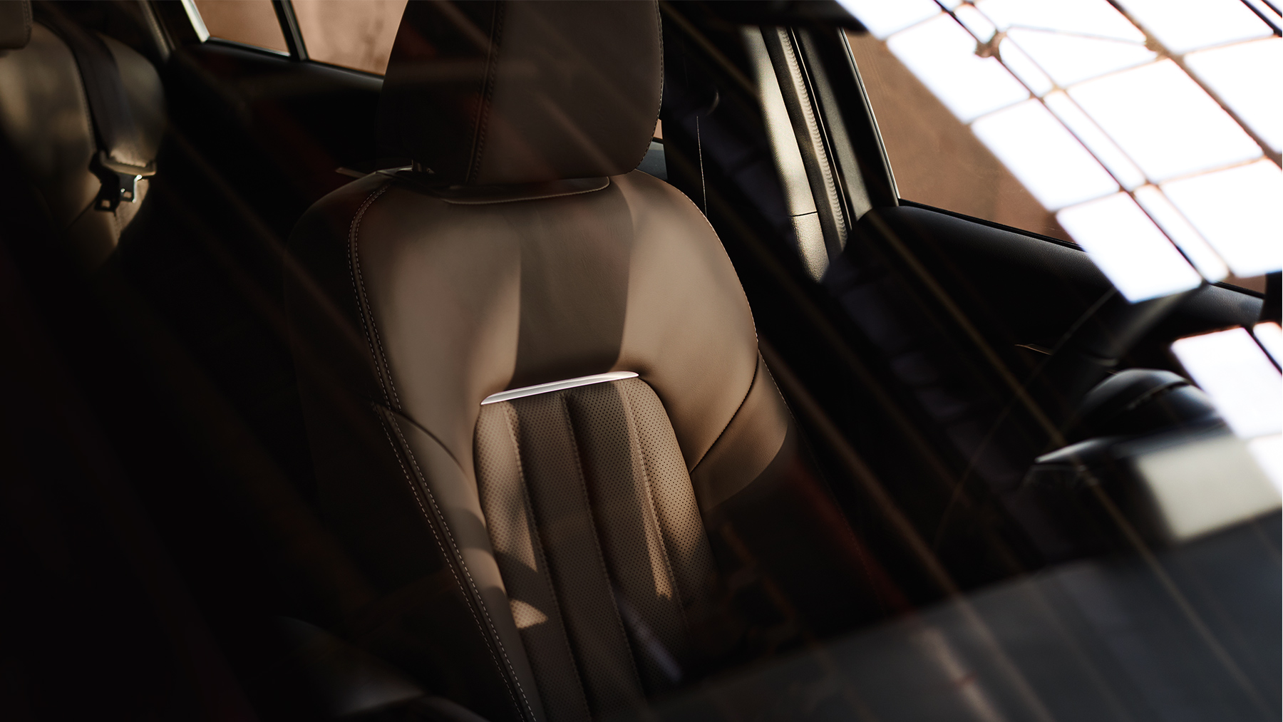 Leather Seats in the 2020 MAZDA6