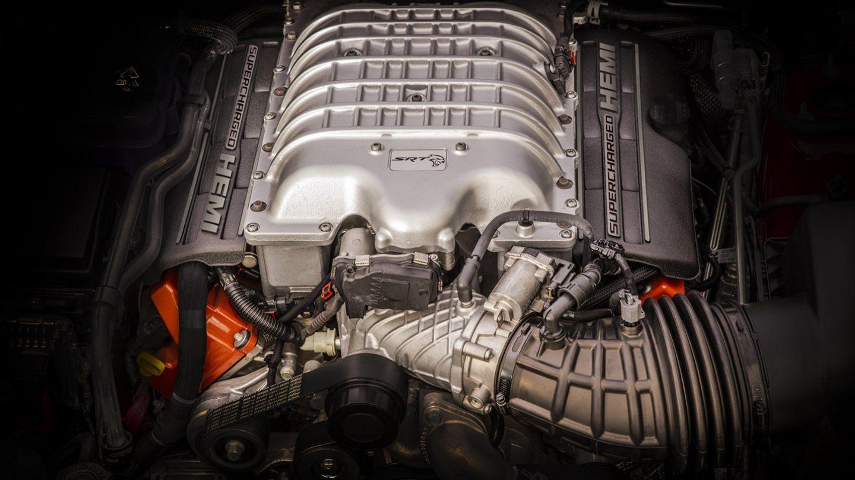2020 Grand Cherokee Engine