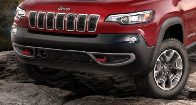 2020 Jeep Cherokee Exterior Details