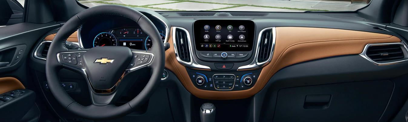 2020 Chevrolet Technology Features in Chantilly, VA