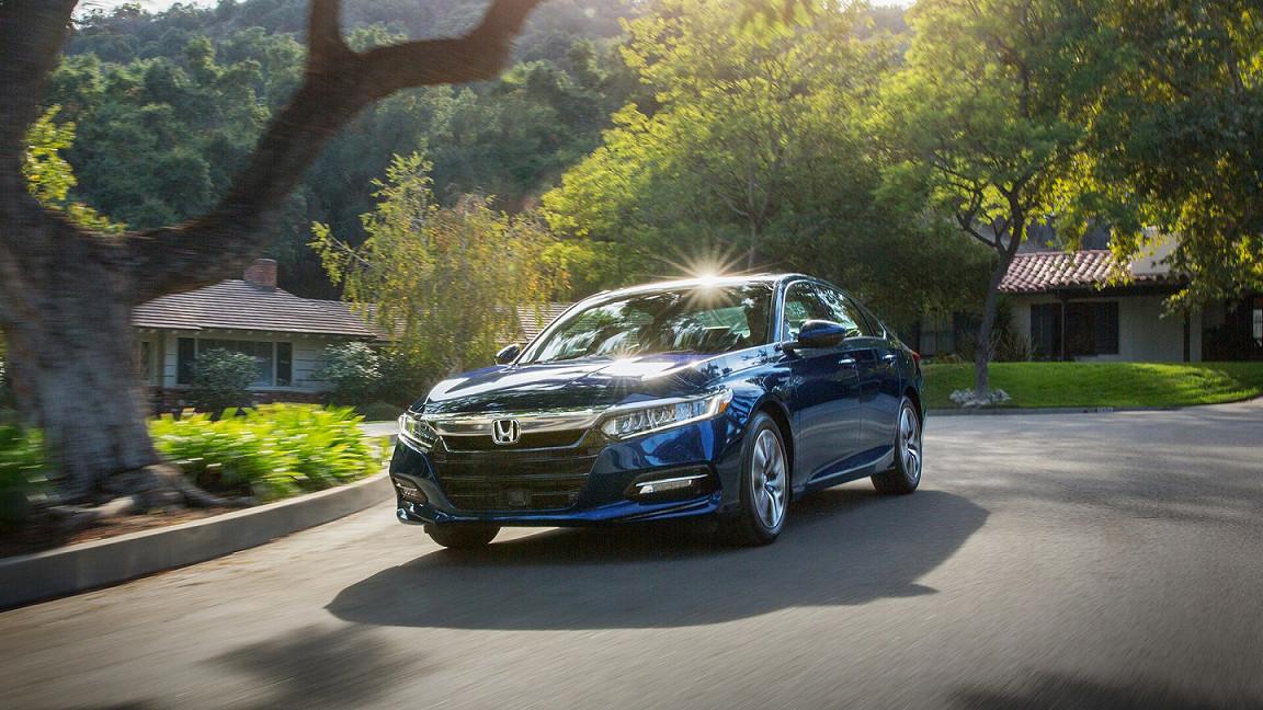 2020 Honda Hybrid Vehicles in Fredericksburg, VA