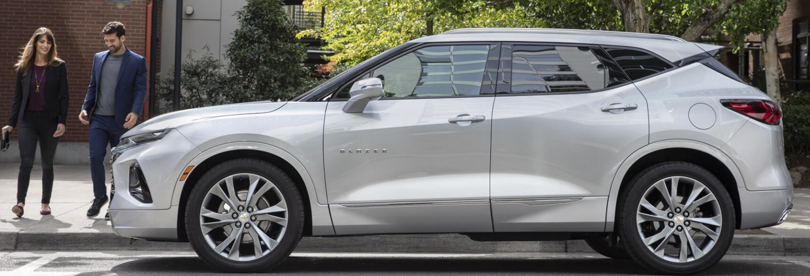 2020 Chevrolet Blazer Leasing near Washington, DC