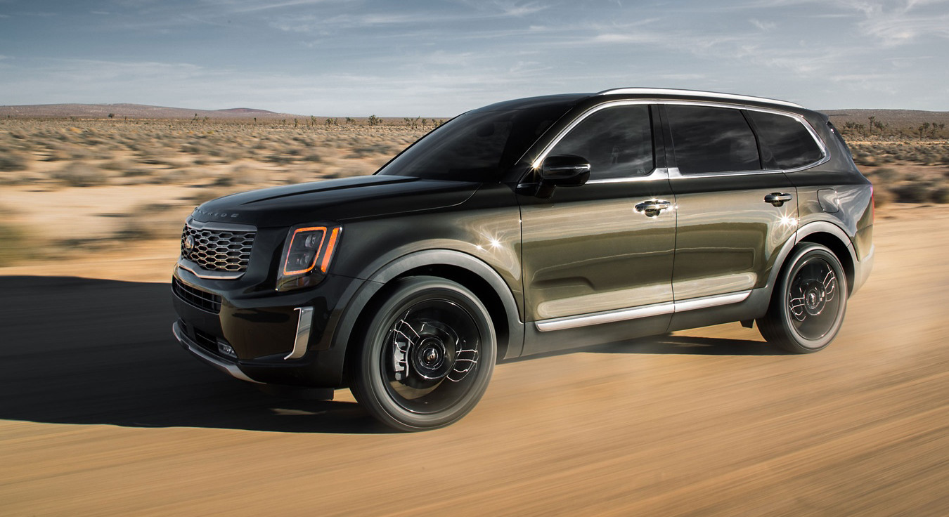 2020 Kia Telluride for Sale near Moore, OK