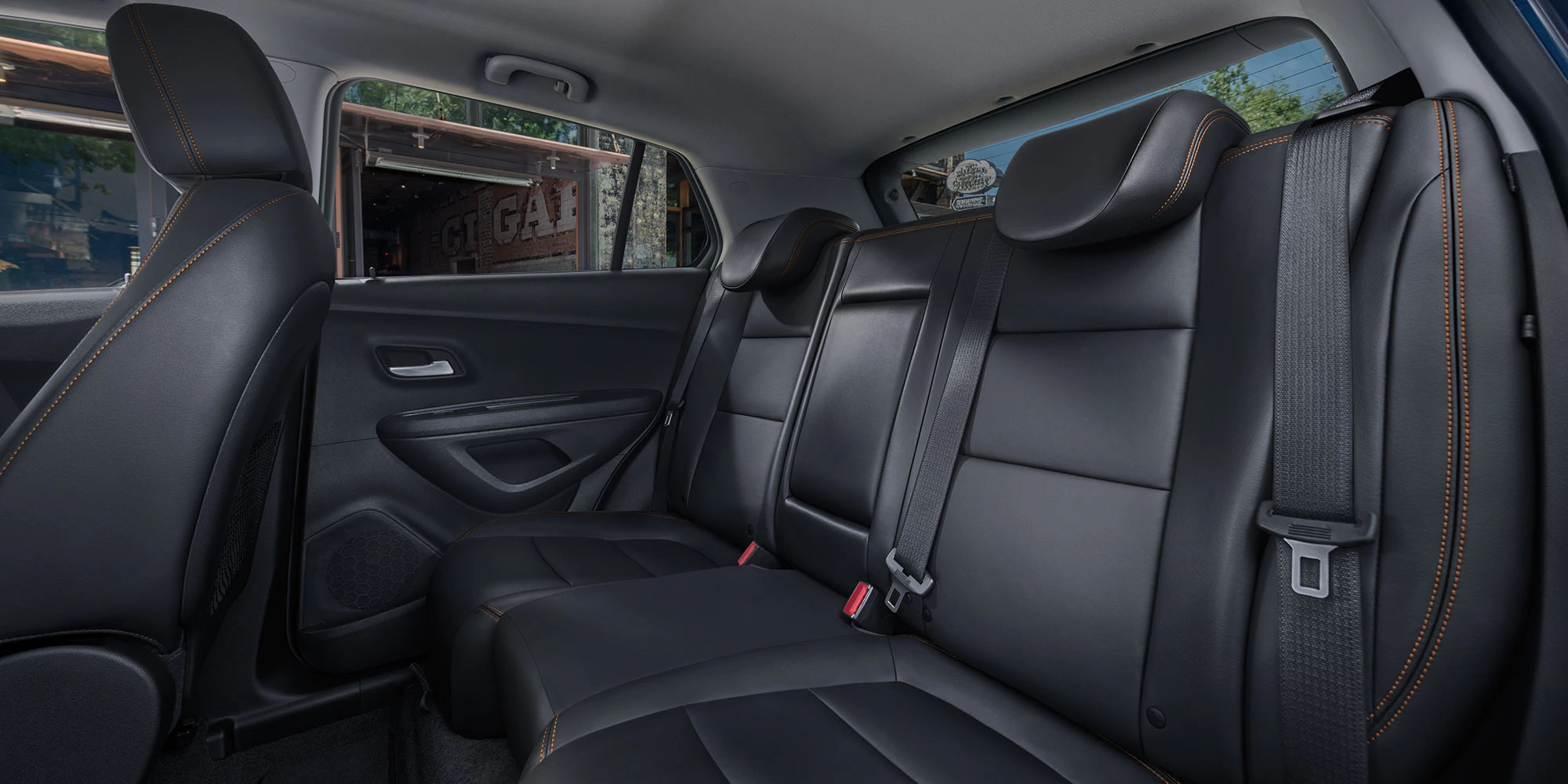 2020 Chevrolet Trax Seating