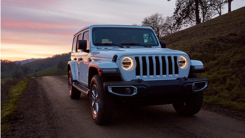 2020 Jeep Wrangler Unlimited Leasing near Hackensack, NJ