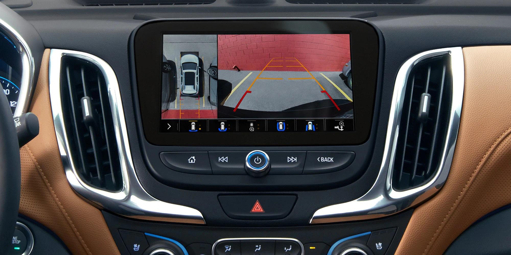 2020 Chevrolet Equinox Touchscreen Display