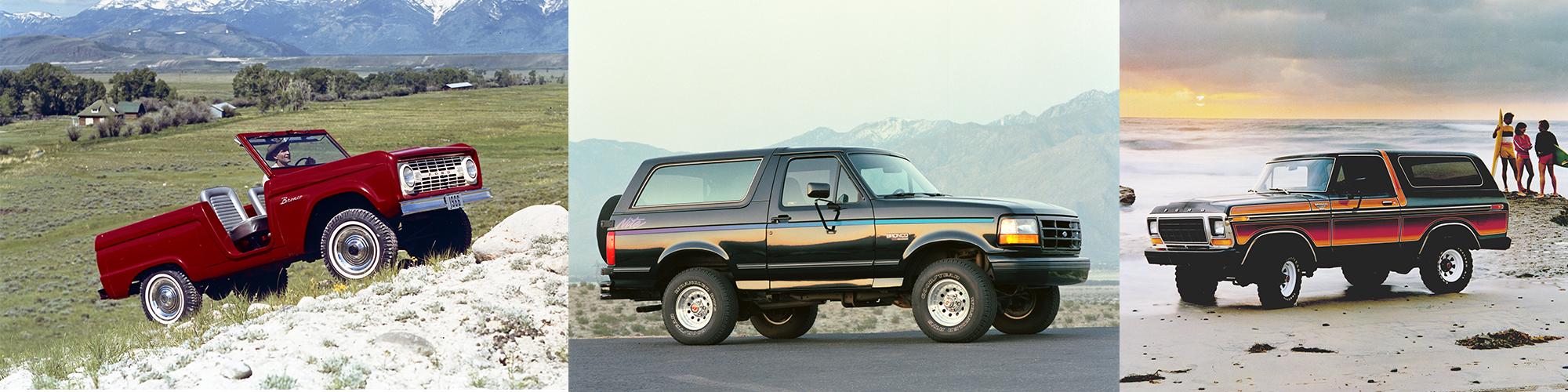 2020 Ford Bronco News
