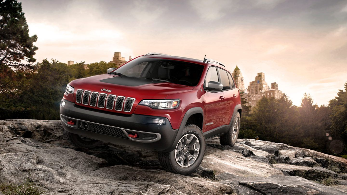 2020 Jeep Cherokee Lease near Ridgefield Park, NJ