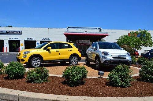 About our St. Louis FIAT Dealership