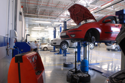Visit Our Service Bay!