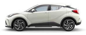 2020 Toyota C-HR for sale near Houston