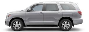 2020 Toyota Sequoia for sale near Houston