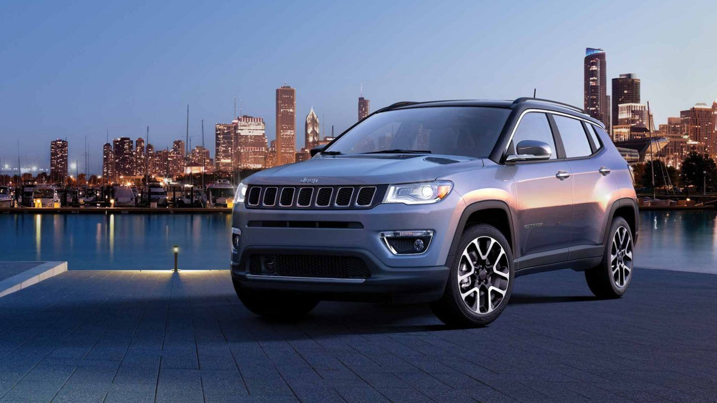 2020 Jeep Compass Lease near Ridgefield Park, NJ