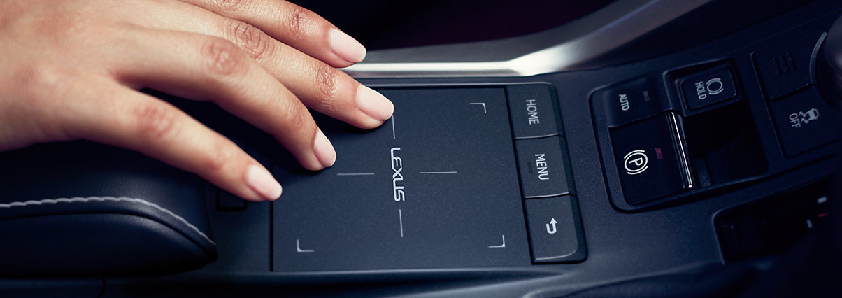 2020 Lexus NX 300 Remote Touchpad