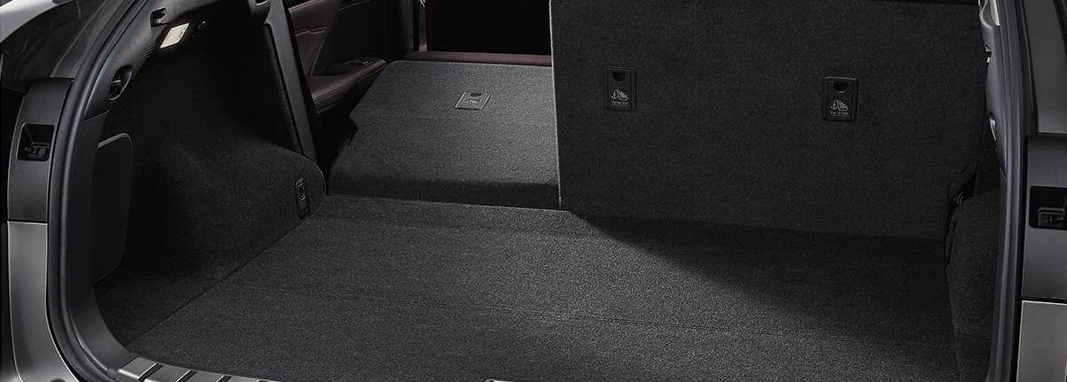 2020 Lexus RX 350 Cargo Area