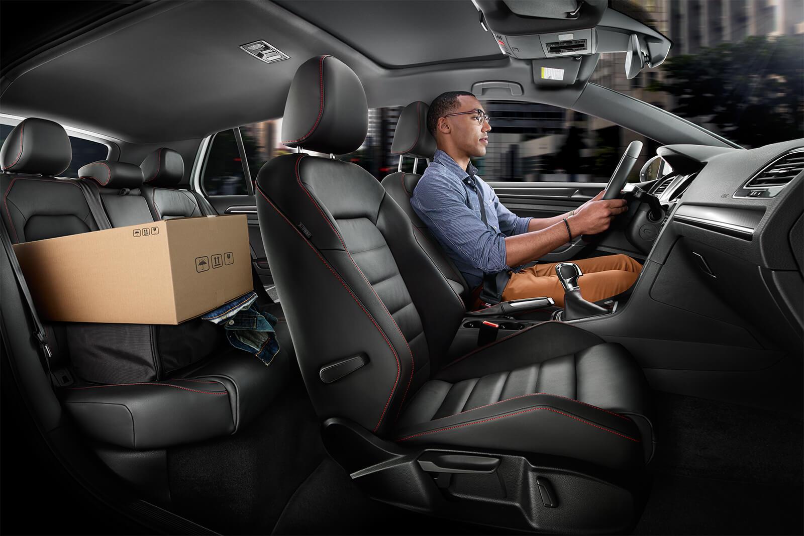 2020 Golf GTI Interior