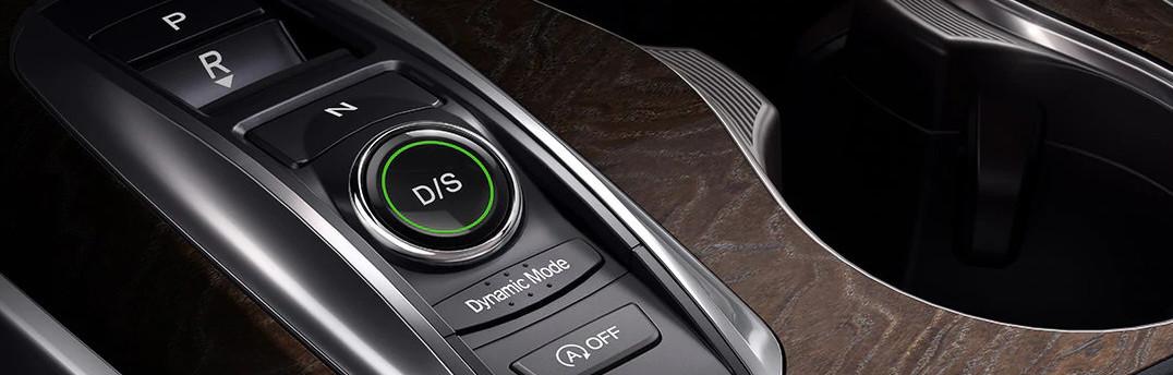 2020 MDX Driving Controls