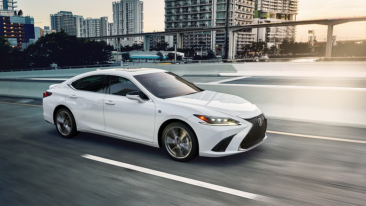 2020 Lexus ES 350 Leasing near Fairfax, VA