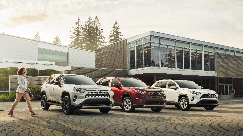 2020 Toyota RAV4 Hybrid for Sale near Cedar Rapids, IA