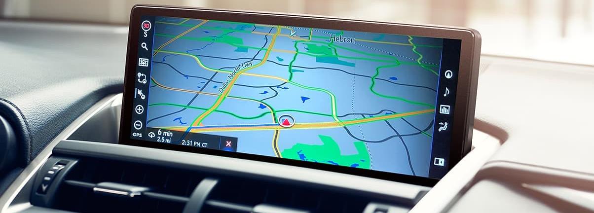 2020 Lexus Technology Features in Chantilly, VA