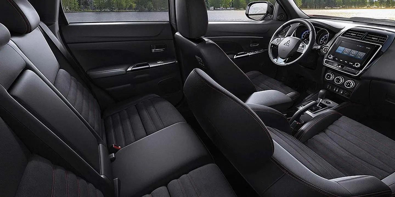 2020 Mitsubishi Outlander Sport Cabin