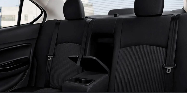 2020 Mitsubishi Mirage G4 Rear-Row Seating