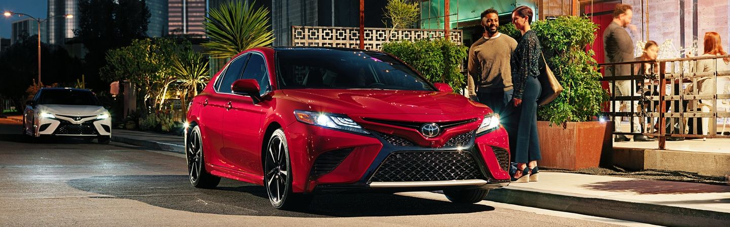 2020 Toyota Camry Leasing in Cookeville, TN