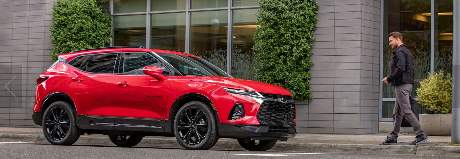 2020 Chevrolet Blazer Leasing near Brookings, SD