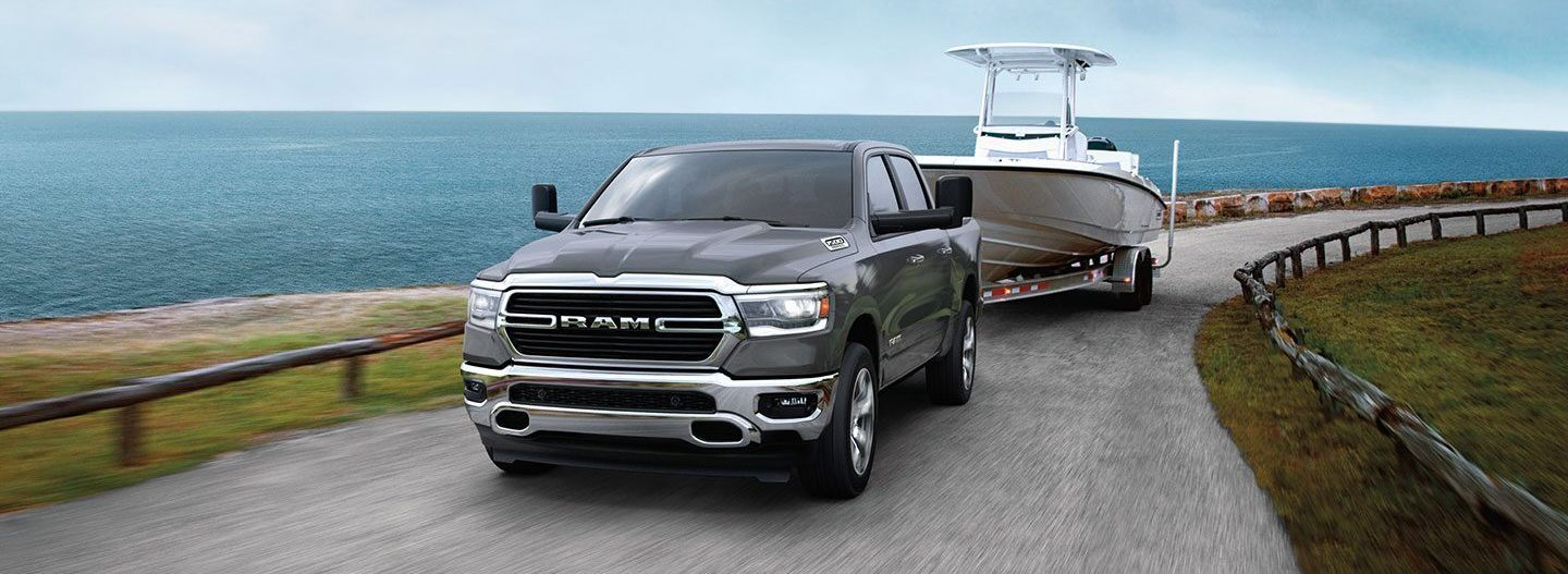 2020 Ram 1500 Key Features in St. Charles, IL