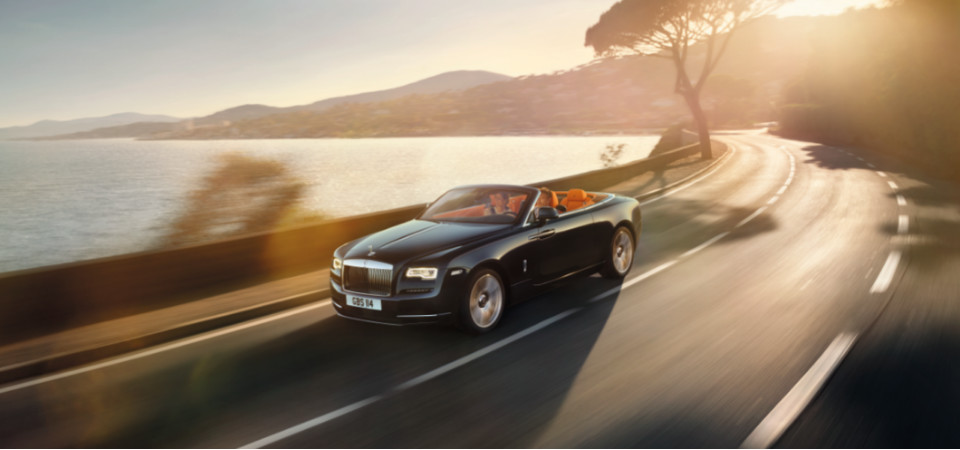 2019 Rolls Royce Dawn Lease Special