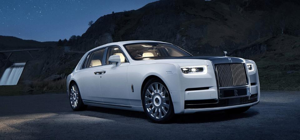 2019 Rolls Royce Phantom Lease Special