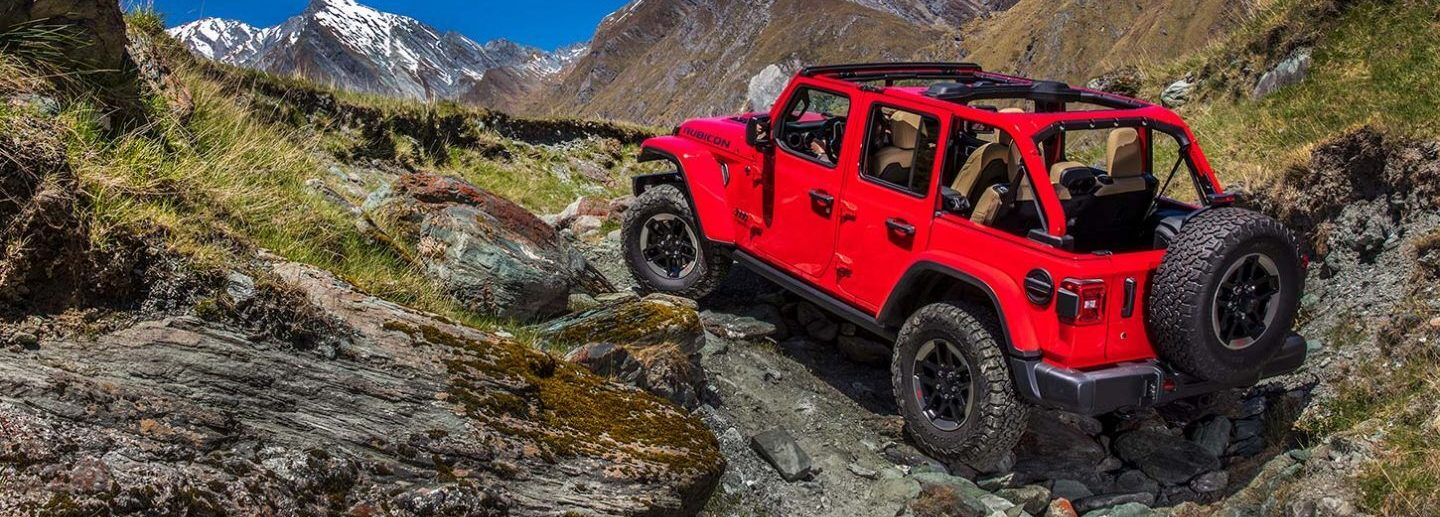2020 Jeep Wrangler Unlimited Key Features in St. Charles, IL