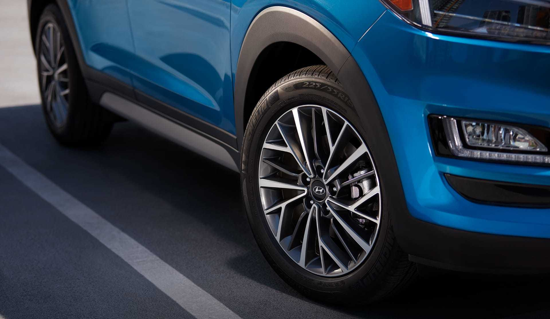 2020 Hyundai Tucson Exterior Details