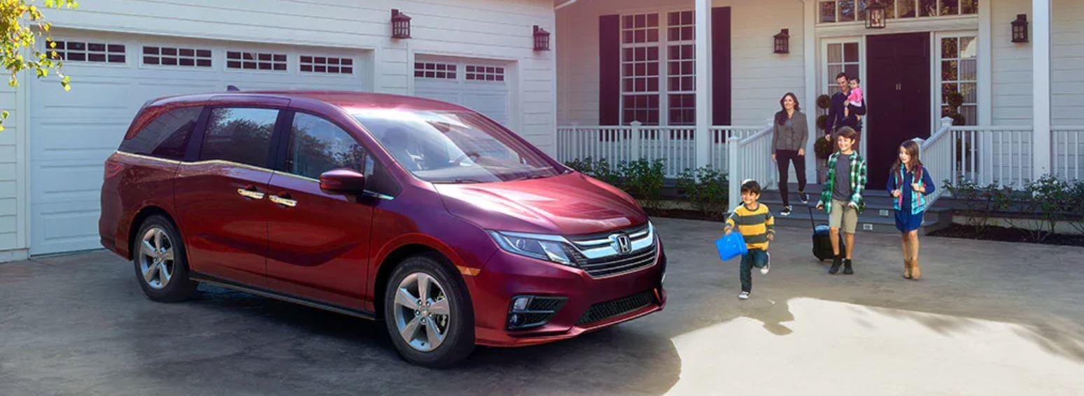 2020 Honda Odyssey Leasing near Bowie, MD