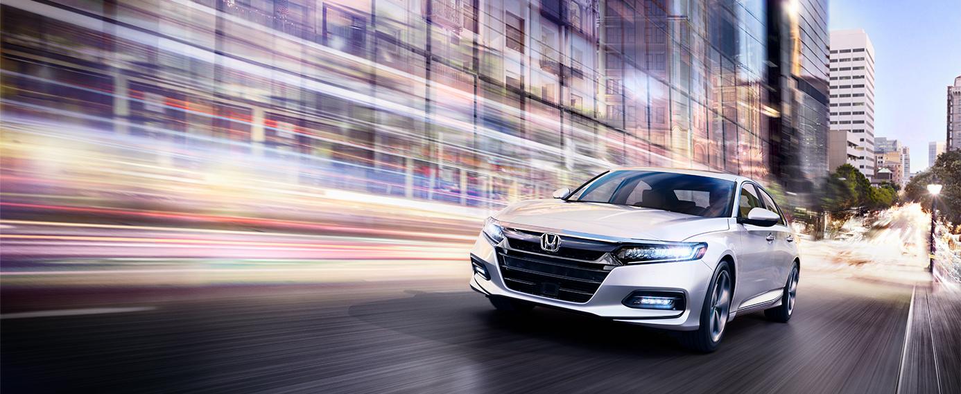 2020 Honda Safety Features near Fredericksburg, VA