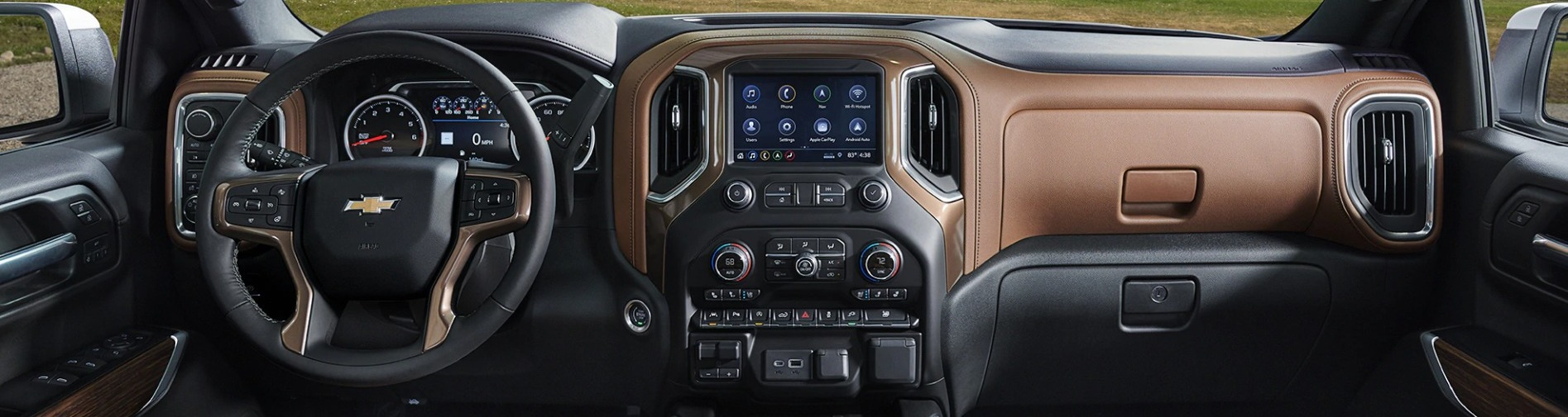 2020 Chevrolet Silverado 1500 Dashboard