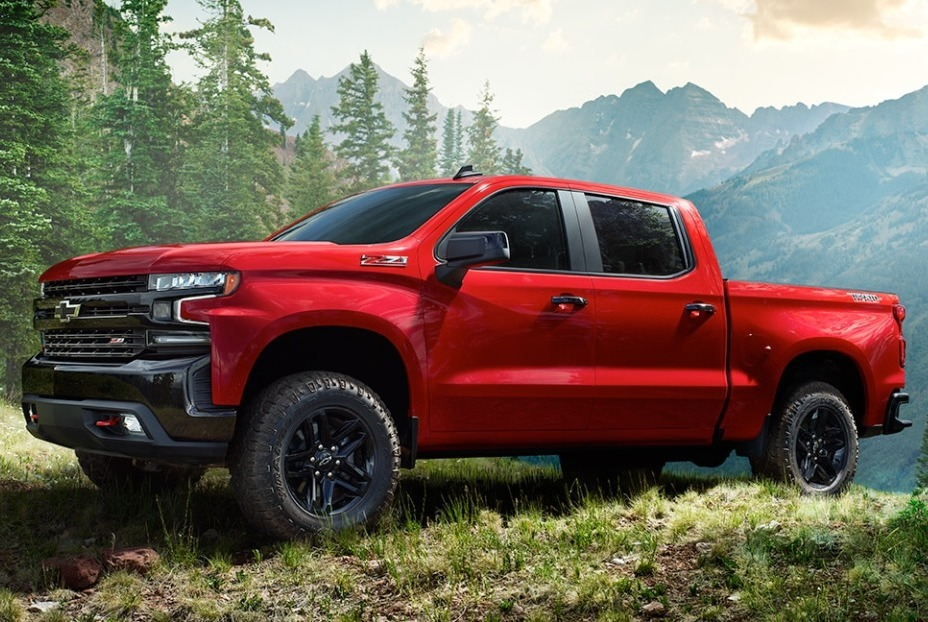 2020 Chevrolet Silverado 1500 Leasing near Sioux Falls, SD