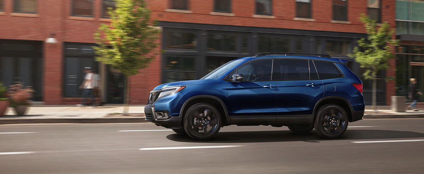 2020 Honda Passport Technology Features near Chicago, IL