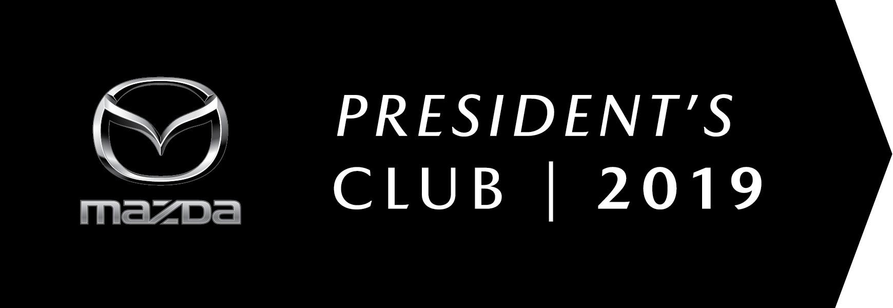 Culver City Mazda wins Presidents Club Award