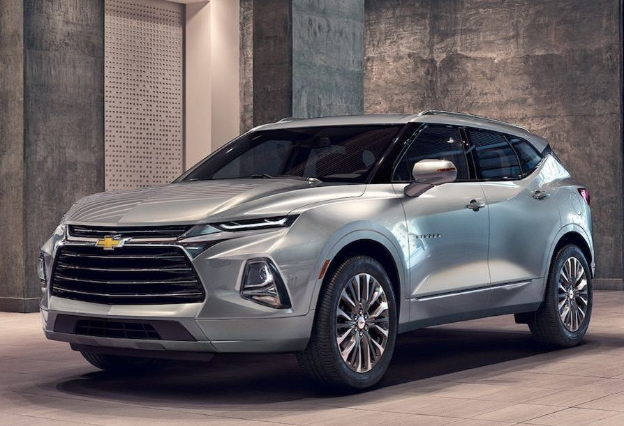 2020 Chevrolet Blazer Leasing near Pauls Valley, OK