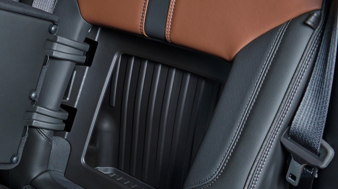 Extensive Storage in the 2020 Chevrolet Silverado 1500