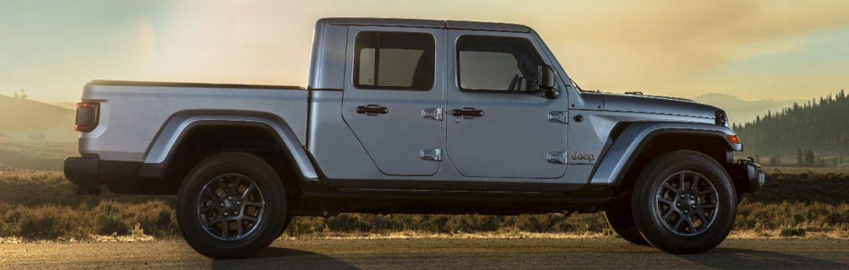 2020 Jeep Gladiator Key Features near Elizabethtown, KY
