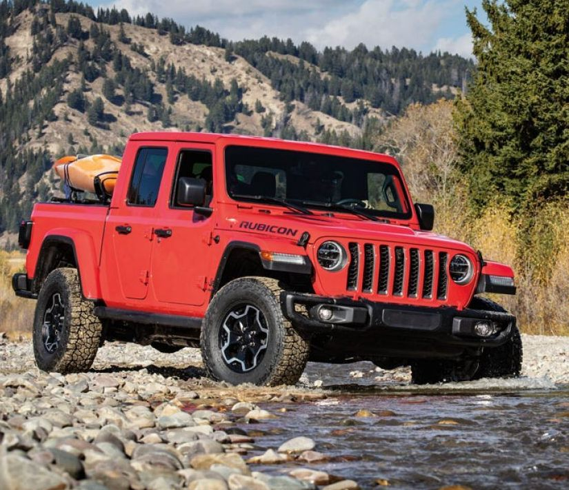 2020 Jeep Gladiator for Sale near Fort Knox, KY