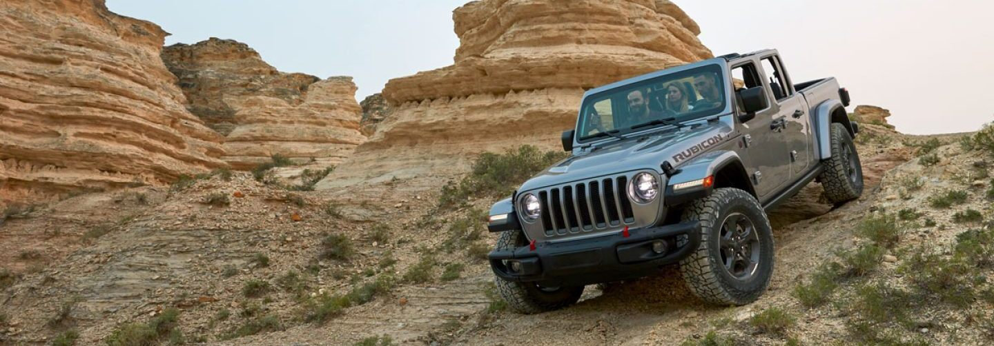 2020 Jeep Gladiator Leasing near Fort Knox, KY