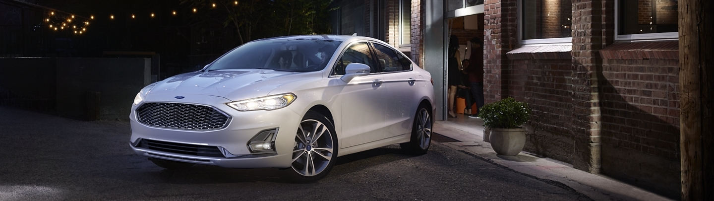 2020 Ford Fusion for Sale near Richardson, TX