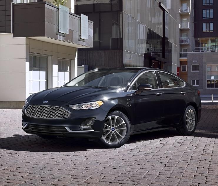 2020 Ford Fusion Leasing near Dallas, TX