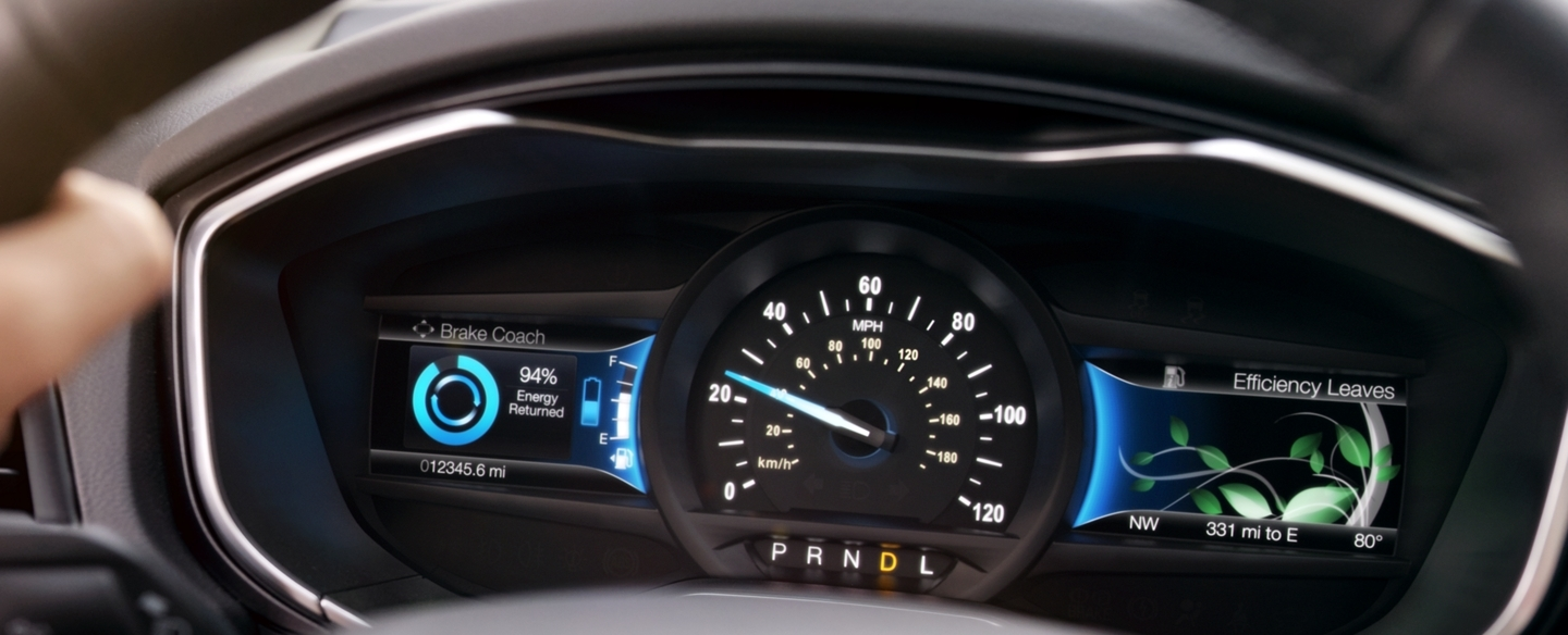 Cutting-Edge Design in the 2020 Ford Fusion