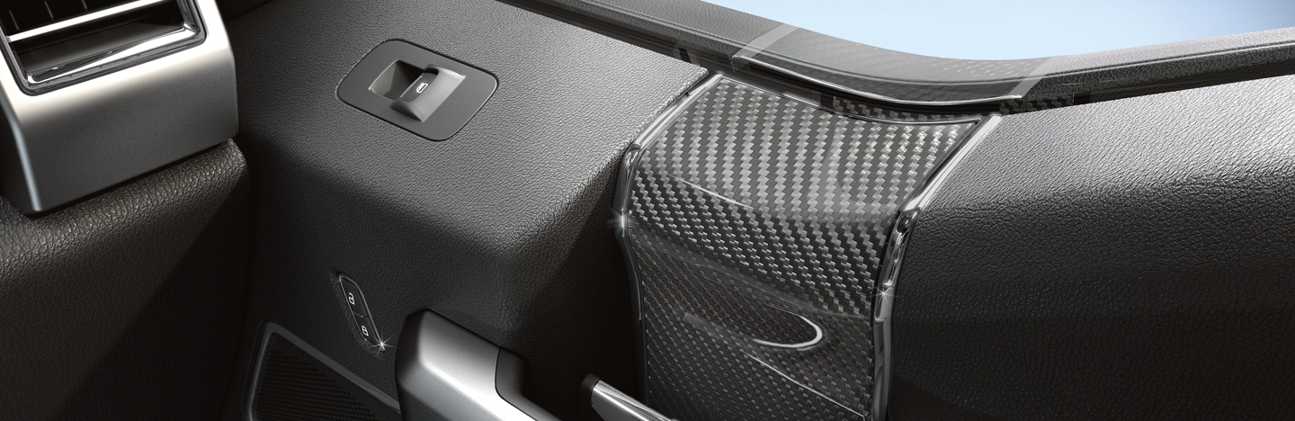 Elegant Detailing in the 2020 Ford F-150