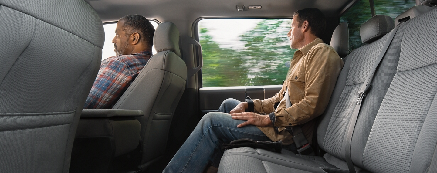 The Secure Cabin of the 2020 Ford F-150