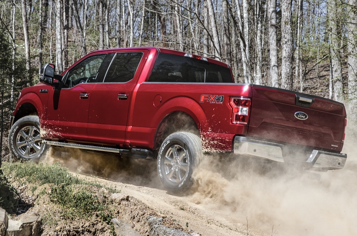 2020 Ford F-150 Leasing near Mesquite, TX